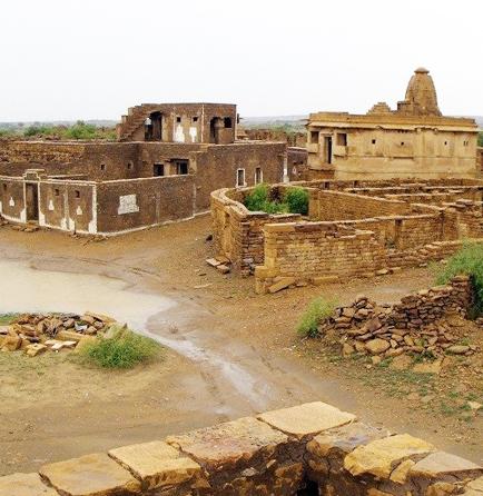 Haunted Kuldhara Fort